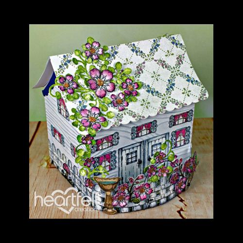 Wildwood 3D Fairy Cottage