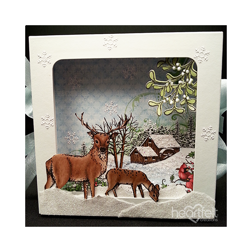 Winter's Eve Shadow Box Album