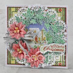 Wonderful Christmas Wreath