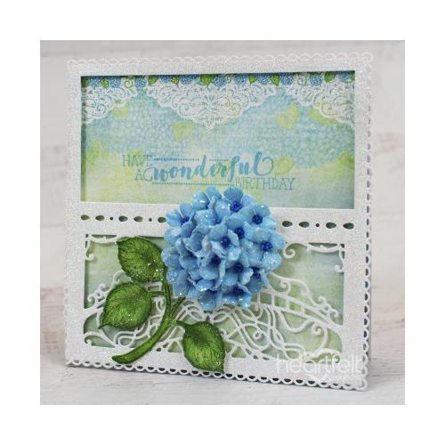 Wonderful Hydrangea Birthday