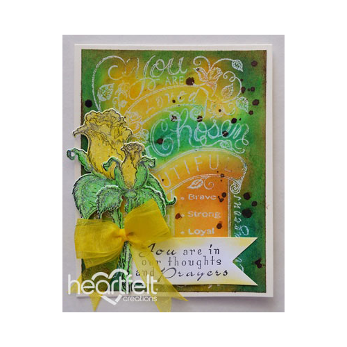 Yellow Rose Stems Background
