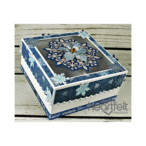 You Melt My Heart Snowflake Gift Box