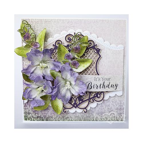 Your Birthday Petunias