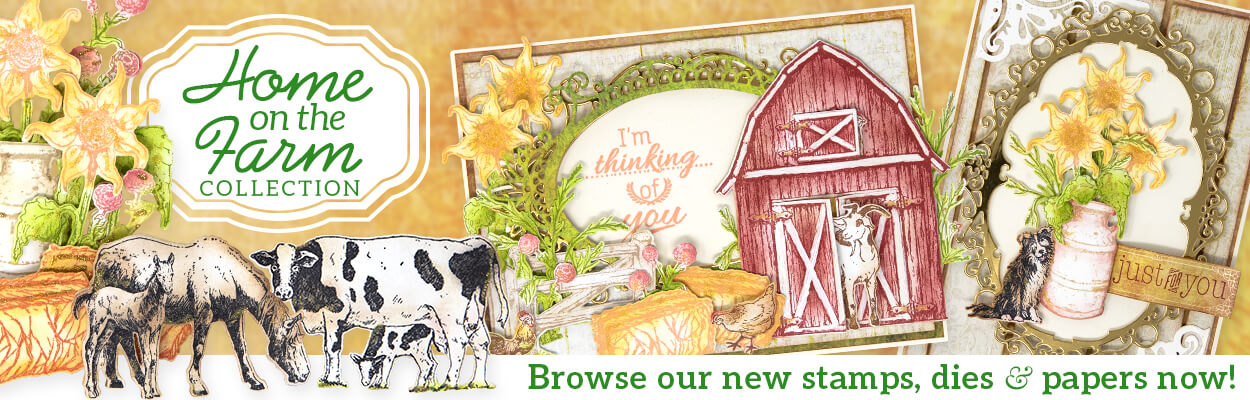 Home on the Farm Collection Banner