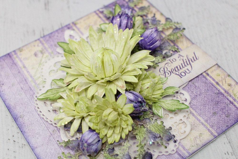 Wild aster florals