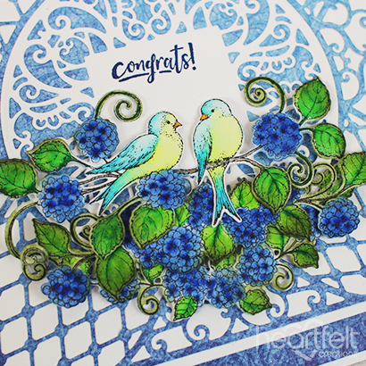 Birdie Congrats - Cheryl Morgan-Cheryl Morgan_1A