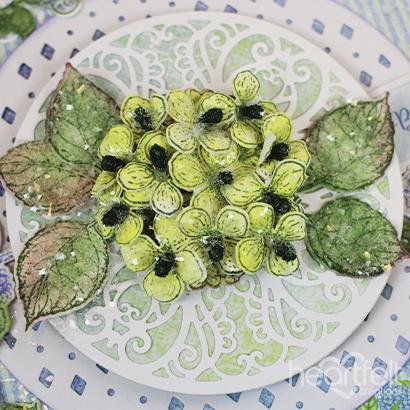 Layered Hydrangea Wishes -Carole Wright_1A