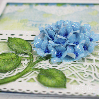 Wonderful Hydrangea Birthday -Janet Saieva_1A
